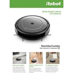Robot Aspirador-Fregado,...