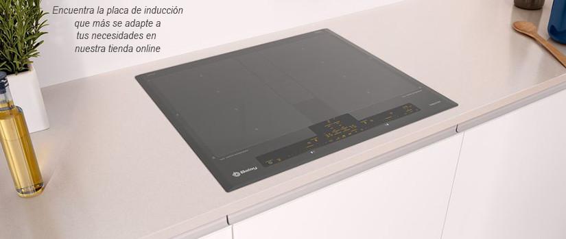 Placas de Inducción   Eletrodomésticos de Cocina   Electro Losada Blanes