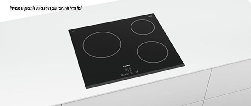Vitrocerámicas | Eletrodomésticos de Cocina | Electro Losada Blanes