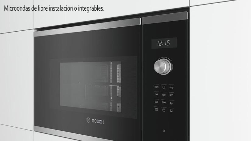Microondas con Grill -  Horno - Integrables   Electro Losada Blanes